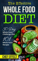 """""""The Effective Whole Food Diet"""" on Kindle for free"""