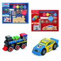 Melissa & Doug Decorate-Your-Own Toy 2-Packs for $8 + free shipping w/ Prime