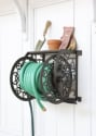 Wall-Mounted Cast Aluminum Hose Reel for $50 + free shipping