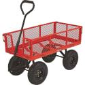 Ironton Steel Garden Wagon for $49 + Northern Tool pickup