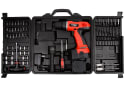 Stalwart 18-Volt Cordless Drill 78-Piece Set for $45 + free shipping