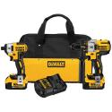 Refurb DeWalt 20V Cordless Hammer Drill Kit for $220 + free shipping