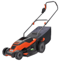 "Black + Decker 15"" 10A Corded Electric Mower for $86 + free shipping"