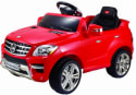 Mercedes-Benz ML350 Electric Ride-On Car for $140 + free shipping
