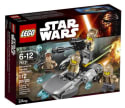LEGO Star Wars Resistance Trooper Battle Pack for $9 + pickup at Walmart