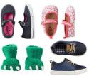 Carter's and OshKosh B'Gosh Shoe Sale Buy 1 pair, get 2nd free + free shipping