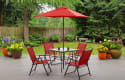 Mainstays Albany Lane 6-Piece Patio Set for $79 + free shipping