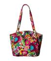 Vera Bradley Glenna Satchel Bag for $23 + $4 s&h