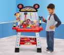 Disney Roadster Racers Pit Crew Workbench for $35 + free shipping, padding