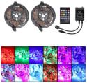 16-Foot 300-LED Light Strip Kit 2-Pack for $10 + free shipping