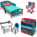 Disney Room-in-a-Box Kids' Bedroom Set for $75 + free shipping