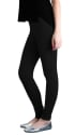 Nicole Miller Women's Fleece Footless Tights for $6 + free shipping