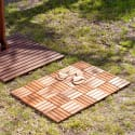 Southern Enterprises Outdoor 6-Piece Tile Set for $35 + free shipping