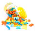 Crayola 128-Piece Letter Magnet Set for $9 + pickup at Walmart