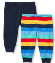 Children's Place Babies' Knit Pants 2-Pack for $4 + free shipping