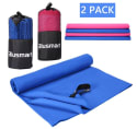 Blusmart Travel Sports Towel 2-Pack for $10 + free shipping w/ Prime