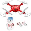 DoDoeleph Syma WiFi Quadcopter w/ 720p Camera for $56 + free shipping