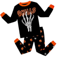 Halloween Kids' Cotton Pajamas for $7 + free shipping w/ Prime