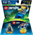 LEGO Dimensions LEGO City Fun Pack for $7 + pickup at Walmart