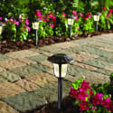 Hampton Bay Solar LED Pathway Light 6-Pack for $11 + pickup at Home Depot