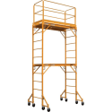 Metaltech 12-Foot Maxi Square Scaffold Tower for $530 + Northern Tool pickup