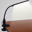 Torchstar Dimmable Gooseneck Clamp Desk Lamp for $10 + free shipping