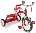 Radio Flyer Classic Dual-Deck Tricycle for $50 + free shipping