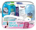 On The Go Women's 10pc Travel Kit for $6 + pickup at Walmart
