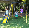 Sportspower Power Play Time Metal Swing Set for $52 + free shipping