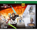 Disney Infinity Star Wars Starter Pack XB1 for $10 + pickup at Walmart