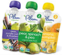 Plum Organics Second Blends Variety 18-Pack for $17 + free shipping