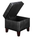 Dorel Living Storage Ottoman, $26 Sears GC for $52 + free shipping