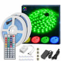 2 Minger 16-Foot RGB LED Strip Lights for $18 + free shipping