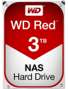 "Western Digital Red 3TB 3.5"" SATA 6Gbps HDD for $100 + free shipping"