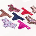 10 Pink by Victoria's Secret Women's Panties for $57 + free shipping