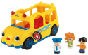 Fisher-Price Lil' Movers Baby School Bus for $10 + pickup at Walmart