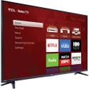 "Refurb TCL 55"" 4K LED LCD UHD Roku Smart TV for $320 + pickup at Walmart"