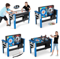 "MD Sports 48"" 4-in-1 Swivel Combo Game Table for $30 + pickup at Walmart"