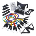 Black Mountain Products Resistance Band Set for $38 + free shipping