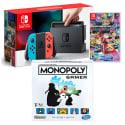 Nintendo Switch Bundles at ThinkGeek from $400 + free shipping