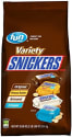 Snickers Variety Mix Candy Bag for $9 + free shipping