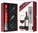 Yugoo Electric Wine Bottle Opener Gift Set for $17 + free shipping w/ Prime