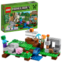 LEGO Minecraft The Iron Golem for $16 + pickup at Walmart