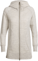 Icebreaker Women's Dia Long Hooded Jacket for $168 + free shipping