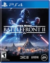 Star Wars: Battlefront II For PS4 for $28 + free shipping