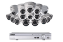 Lorex 16ch 3TB HD Security System w/ Sign for $765 + free shipping