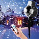 Syslux Snowfall LED Projector Light for $30 + free shipping