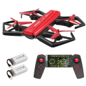 GoolRC WIFI HD Camera Foldable Drone for $40 + free shipping