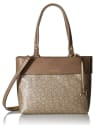 Calvin Klein Patty Signature East/West Tote for $65 + free shipping