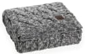 South Shore Cable-Knit Throw Blanket for $51 + free shipping
